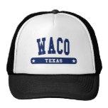 Waco Texas College Style tee shirts Trucker Hat