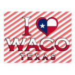 Waco, Texas Postcard