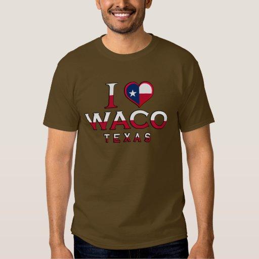 Waco, Texas Tees