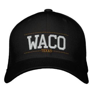 Waco Texas USA Embroidered Hats