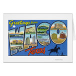 Waco, TexasLarge Letter ScenesWaco, TX Cards