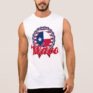 Waco, TX Sleeveless T-shirt