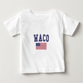 Waco US Flag Infant T-shirt