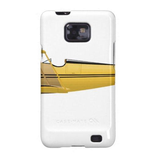 Waco YMF-5 14018 estupendos Galaxy S2 Carcasa