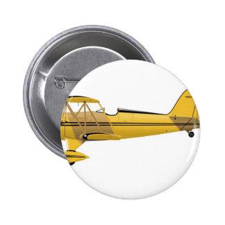 Waco YMF-5 Super 14018 Button