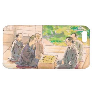 Wada Sanzo Playing Go ukiyo-e japanese fine art Cover For iPhone 5C