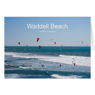 Waddell Beach California Products Card