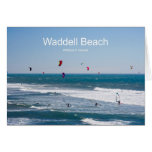 Waddell Beach California Products Greeting Card