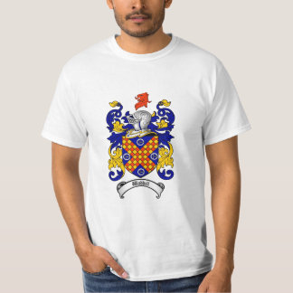 Waddell Family Crest - Waddell Coat of Arms T-Shirt