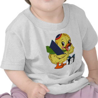 Waddle Ducky Camisetas