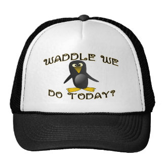 Waddle hacemos gorro