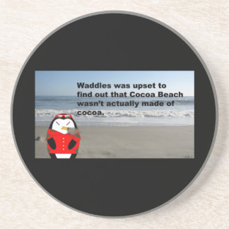 Waddles at Cocoa Beach Coaster