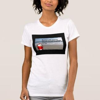 Waddles at Cocoa Beach Florida T-shirts