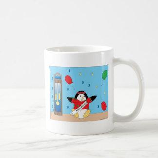 Waddles Happy New Year Mug