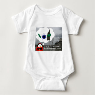 Waddles London Eye Baby Bodysuit