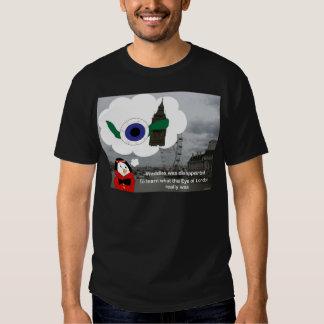 Waddles London Eye T-Shirt
