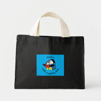 Waddles Mother's Make Everything Better Tote Bag