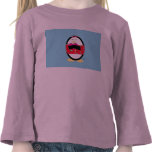 Waddles Shares the Love Longsleeve Toddler T-shirt