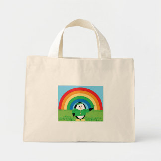 Waddles St. Patrick's Day Tote Bag