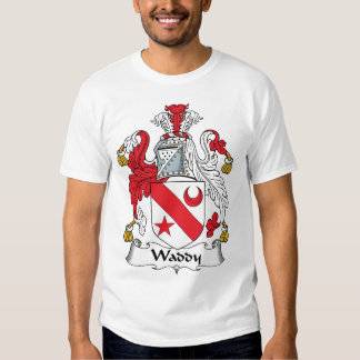 Waddy Family Crest Tee Shirt