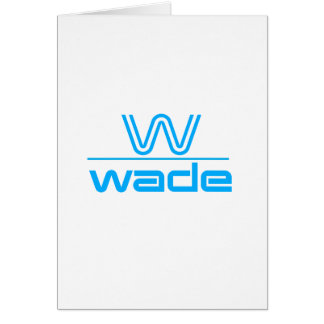 Wade Cards