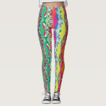 "Wade College Leggings<br><div class=""desc"">Get noticed in these Wade College leggings!!</div>"