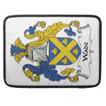 Wade Family Crest Sleeve For MacBooks
