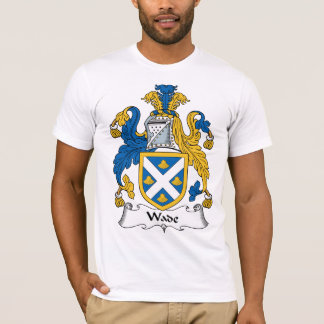 Wade Family Crest T-Shirt