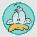 Wade the Duck Stickers