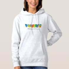 Wade Women's Hoodie (color/style Options Available at Zazzle