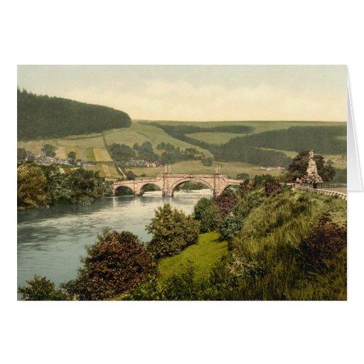 Wade's Bridge, Aberfeldy, Scotland Cards
