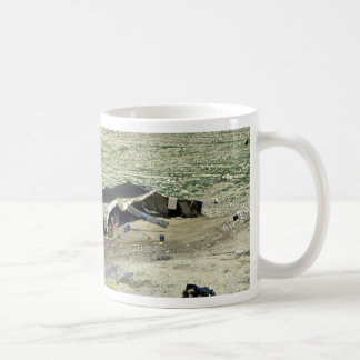 Wadi-Al-Hasa, Bedouin tent, Jordan Classic White Coffee Mug
