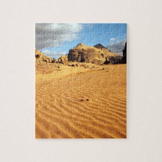 Wadi Rum desert Puzzle