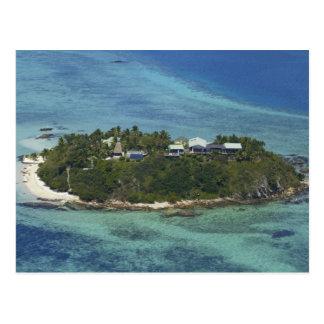 Wadigi Island, Mamanuca Islands, Fiji 2 Postcard
