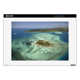 """Wadigi Island, Mamanuca Islands, Fiji Decal For 15"""" Laptop"""