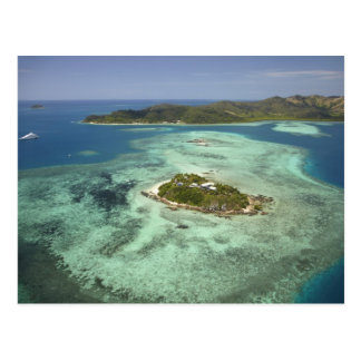 Wadigi Island, Mamanuca Islands, Fiji Postcard