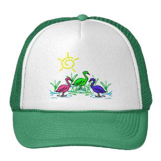 Wading Birds Trucker Hat