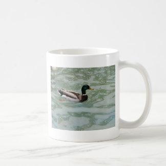 Wading Duck Mugs