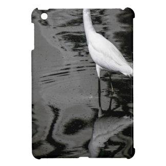 Wading Egret Case For The iPad Mini