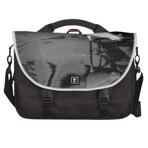 Wading Egret Bags For Laptop