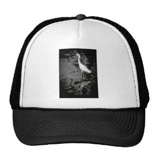 Wading Egret Trucker Hat