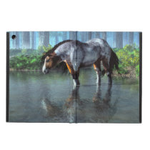 Wading Horse Case For iPad Air