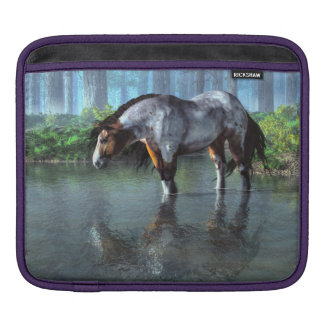 Wading Horse Sleeves For iPads