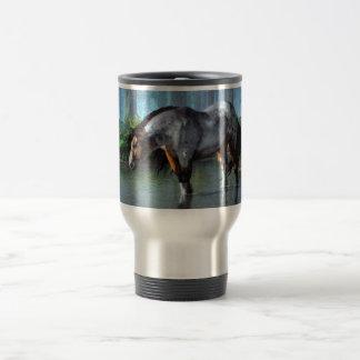 Wading Horse Mugs