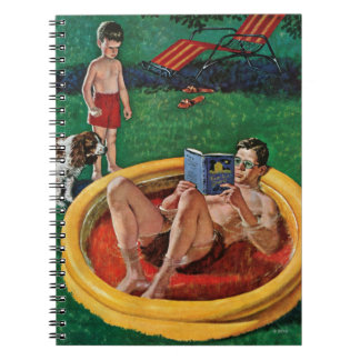 Wading Pool Notebook