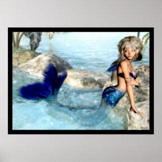 Wading Pool Poster