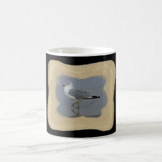 Wading Seagull 1 Coffee Mug