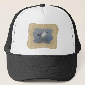 Wading Seagull 1 Trucker Hat