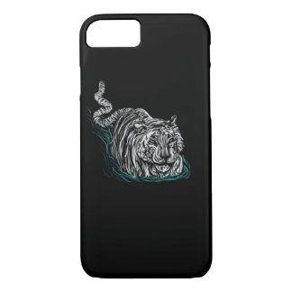 Wading Tiger iPhone 8/7 Case