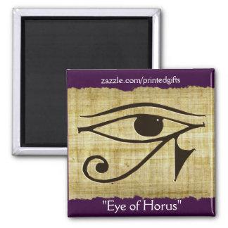 WADJET EYE OF HORUS on Papyrus Gift Series Magnet